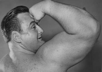 Doug Hepburn was the undisputed strongest man in the World in the early 1950\'s.