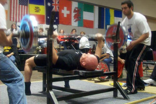my 330 pound attempt