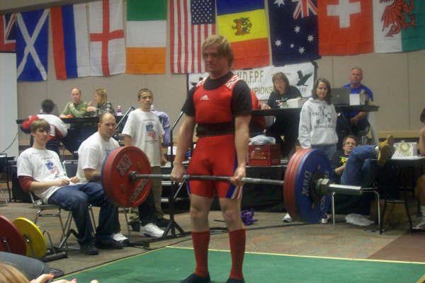 American Champion Caleb Wallace