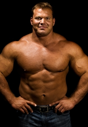 Arnold Classic | 6 Pack LapadatDerek Poundstone Strongman