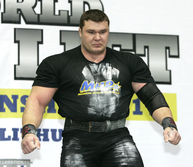 Strongman Bench Press Part - 33: Vytautas Lalas (born July 21, 1982) Is A Professional Strongman Competitor  From Mažeikiai, Lithuania, Currently Residing In Dublin, Ireland.